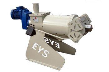 Прессо-шнековый сепаратор EYS SP